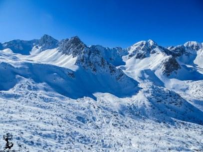 Winterlandschaft im Karwendel