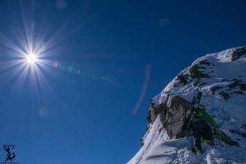 Die letzten Gipfelmeter