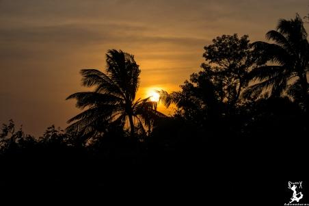 Sonnenuntergang in Ao Nang