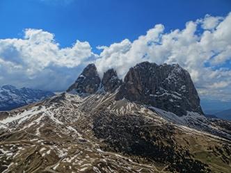Das unglaubliche Ambiente beim Klettern