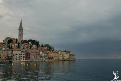 Hafenidylle in Rovinj