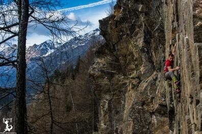 Lohnende Kletterei in Sölden, wer hätte das gedacht