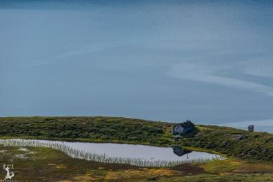 Die schönste Hütte die wir je gesehen haben :)