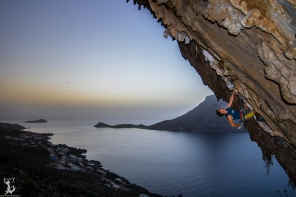 Sunset-Climbing