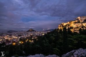 Zwischenstopp in Athen, leider schon das Ende unserer Reise