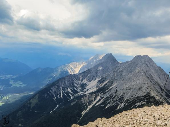 Dunkle Wolken im Oberland