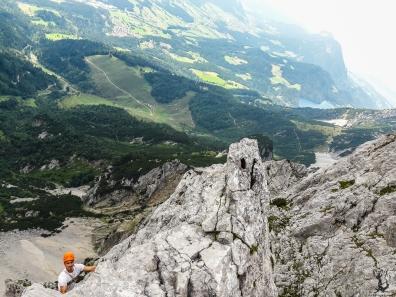 Blick Richtung Hintersteiner See