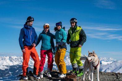 Spaß am Gipfel