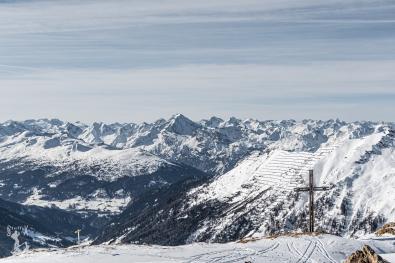 Gipfelpanorama vom Jochgrubenkopf